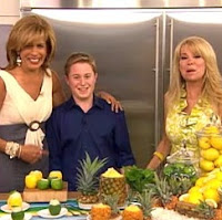Today Show, Reed Alexander, healthy cooking