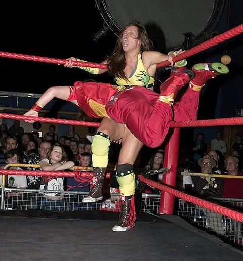 Wrestling's Last Hope: Shanna Vs. Emi Sakura: What An