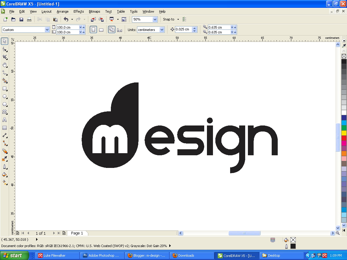 Download Tutorial Coreldraw Membuat Logo