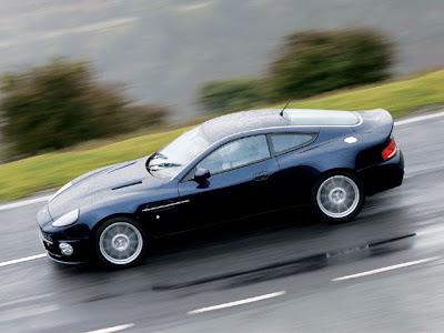 2007 Aston Martin Vanquish S