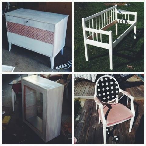 Möbelprojekt