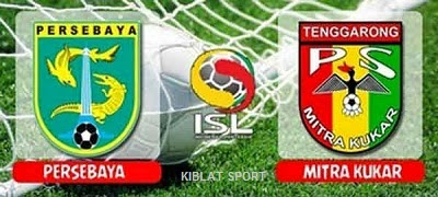 Jadwal & Hasil Pertandingan Persebaya Vs Mitra Kukar, Babak 8 Besar ISL 2014