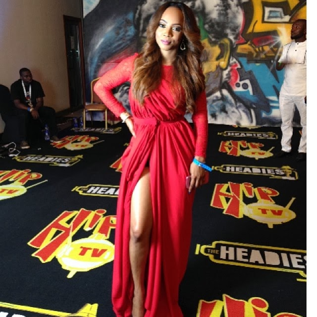 Best & Worst Dressed at Headies Awards Toke Makinwa