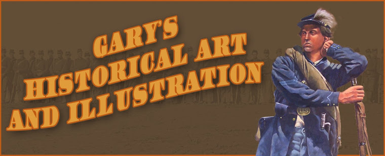 Gary&#39;s Historical Art And Illustration