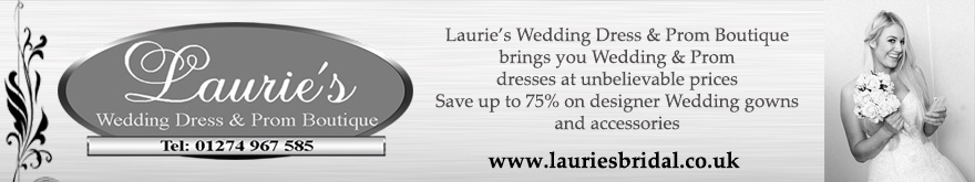 Laurie's Wedding Dress and Prom Boutique Bradford