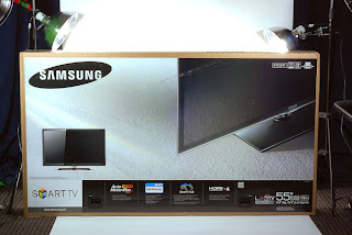 "Cracking Open the 55"" Samsung LED TV (UN55D6300SF)"