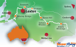 LOXTON - My Home Town