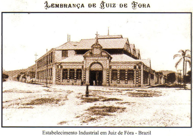 FUNDIÇÃO  ALEMÃ ESQUINA DA RIO BRANCO COM GETÚLIO VARGAS