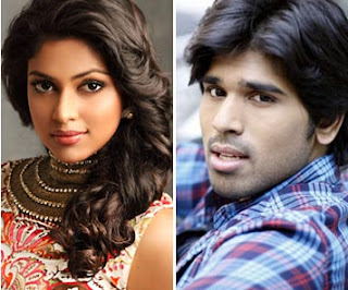 Allu Sirish to romance Amala Paul?