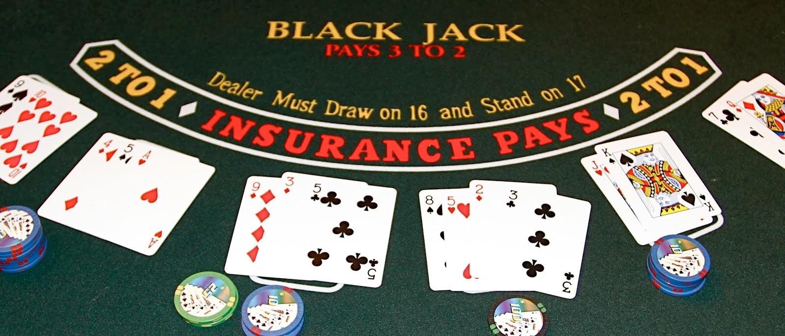 Palabras de Black Jack