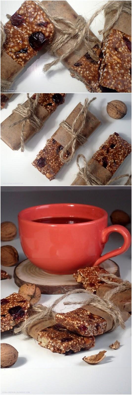 ciasteczka z batonów Mars