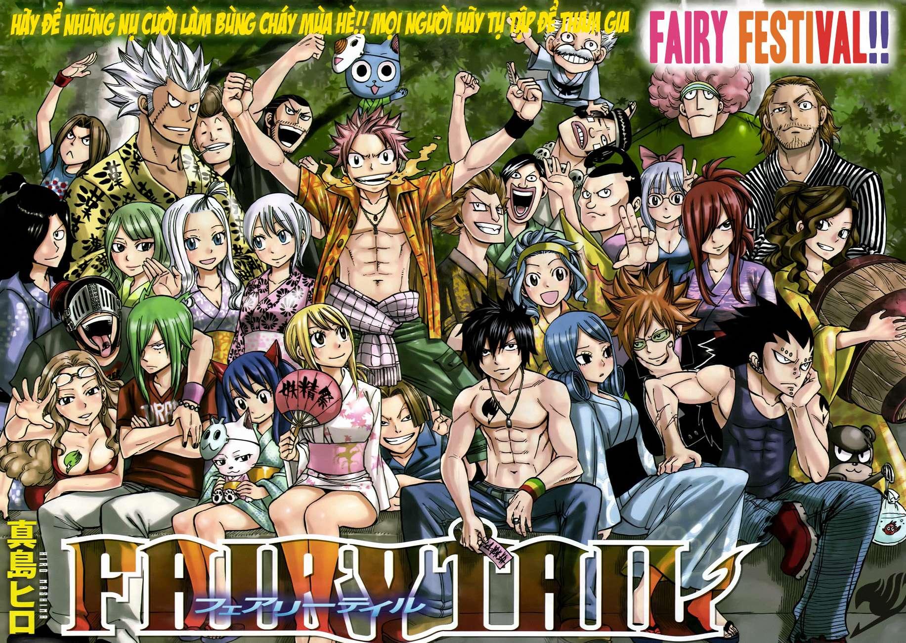 TruyenHay.Com - Ảnh 3 - Fairy Tail Chap 241