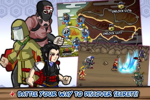 Ninja Saga apk download