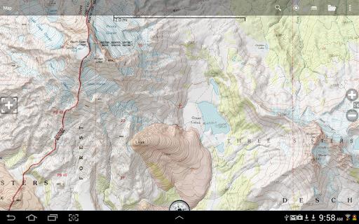BackCountry Navigator PRO GPS v5.0.5 APK