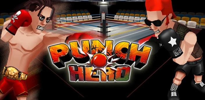 Punch Hero Apk v1.1.2 Mod (Free Shopping)