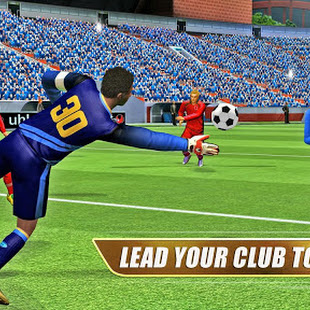 Download Game Sepak Bola Populer 2014 for Android