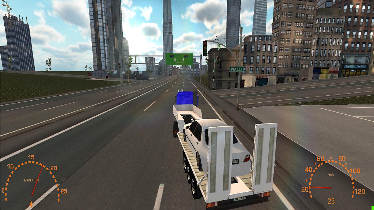 Trucks Simulator Games Online