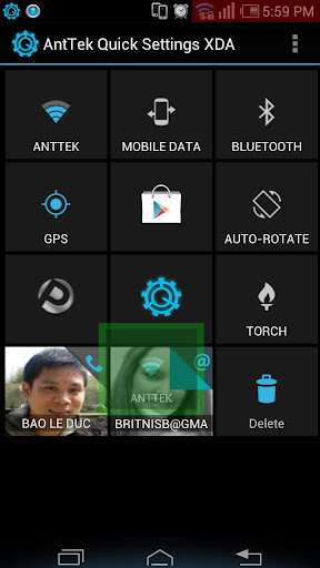 AntTek Quick Settings Pro android