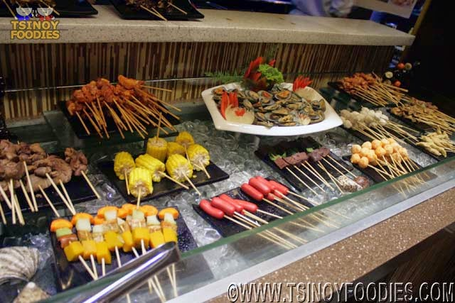 barbecue the buffet international cuisine