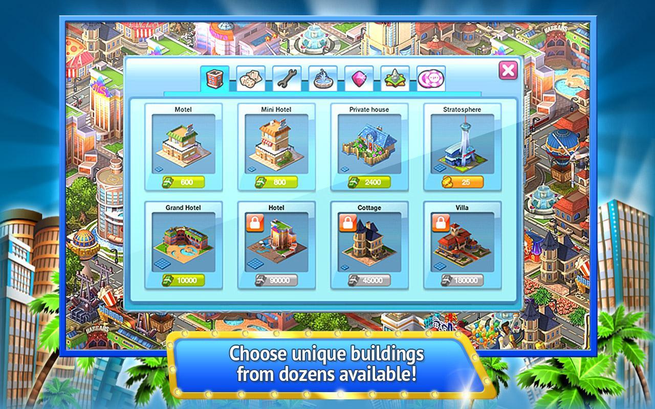 Descargar Rock The Vegas v1.3.37 Mod APK Android Full Gratis (Gratis)