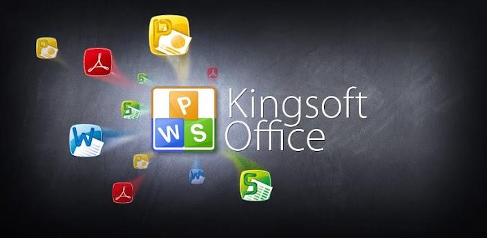 Kingsoft Office (Multi-Lan) Apk v5.5