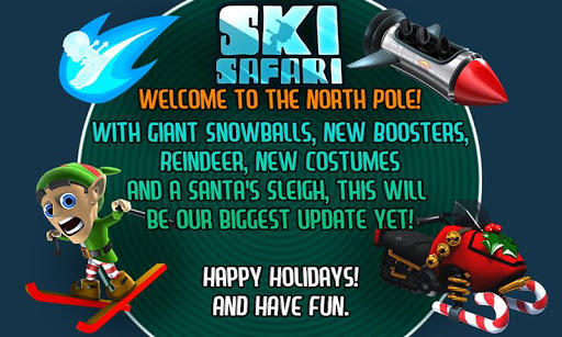 Ski Safari Apk v2.0.0