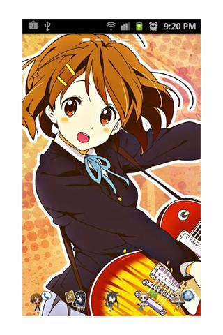 Download anime Theme Free K-On! for Android