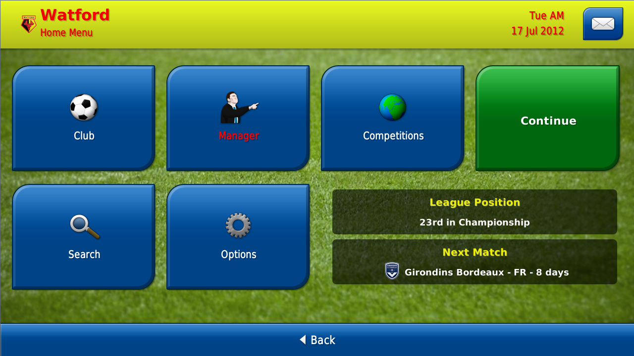 Football Manager Handled 2013