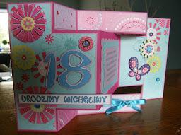Ręcznie robione kartki okolicznościowe Ręcznie robione kartki na różne okazje.