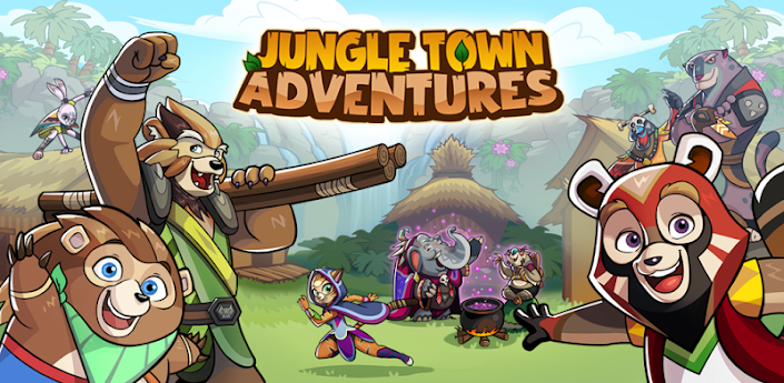 Jungle Town Adventures Apk v1.0.1