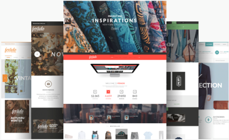 FERADO – WordPress WooCommerce Fashion Theme : eAskme