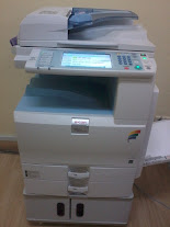 RICOH MP C2051
