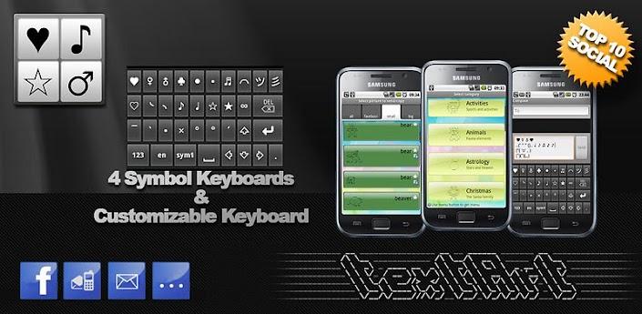 SymbolsKeyboard & TextArt Pro apk