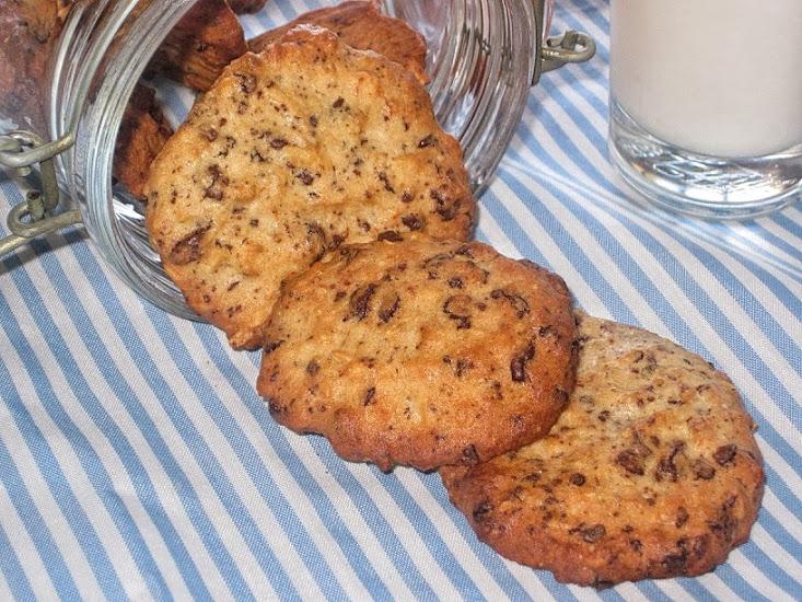 6 recetas de galletas caseras diferentes para que escojas la que más te guste. ¡Todas, buenísimas!