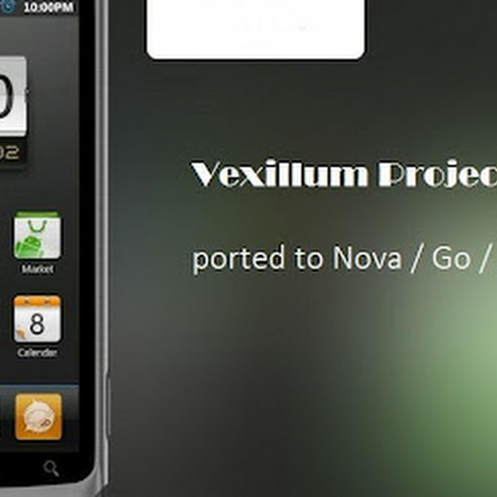 Vexillum (Nova Apex Go Theme) v3.0 Apk Download