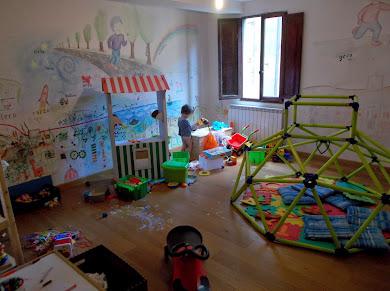 Stanza Dei Giochi Bambini : Guzman tierno blog: idee pratiche per una casa stimolante per i bambini.
