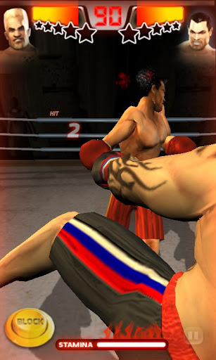 Iron Fist Boxing apk