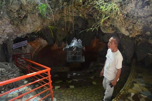 kuyba almoneca holy family cave
