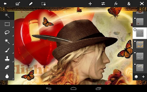 ADOBE PHOTOSHOP TOUCH APK V1.5.1