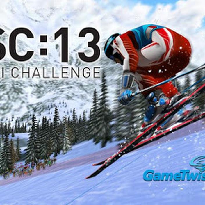 Jeu, Android : Ski Challenge 13