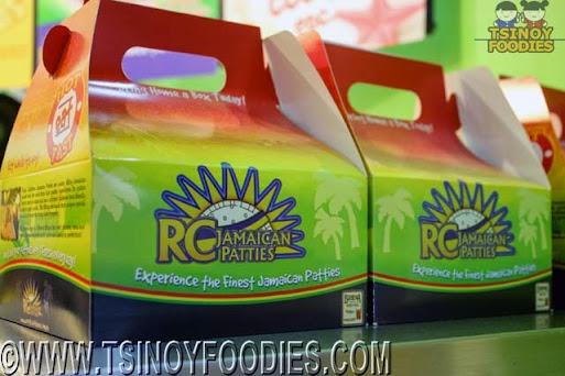royal carribean jamaican patties