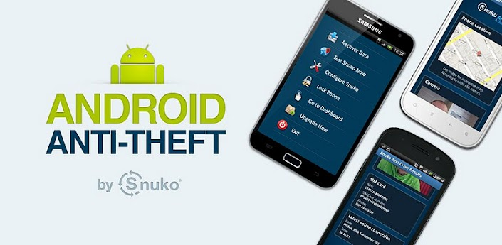 Android Anti-Theft Security