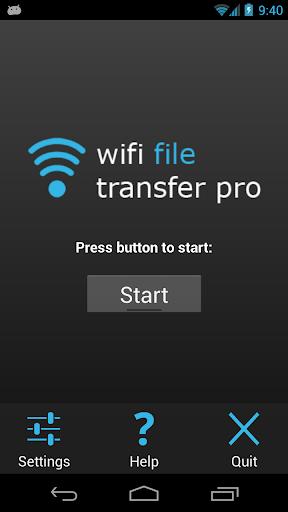 WiFi File Transfer Pro Apk v1.0.5
