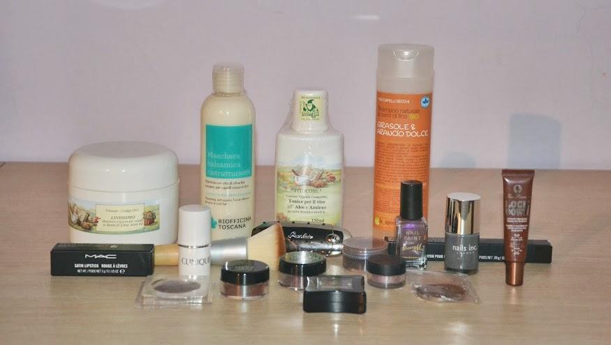 HAUL+SWAP: MAC, Illamasqua, Fitocose, Clinique, Neve Cosmetics, Barry M and more.