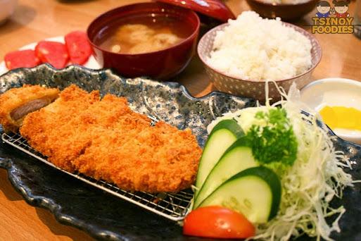 top grade black pig tonkatsu