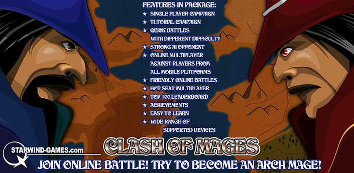 Clash of Mages Apk v3.0.0