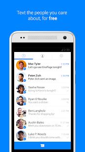 Facebook Messenger v20.0.0.14.13 Apk بهرنامه بۆ ئهندرۆید