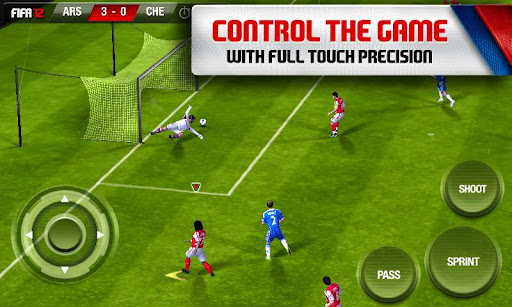 GET FIFA 12 APK - (FIFA 12 by EA SPORTS) BEST ANDROID GAME