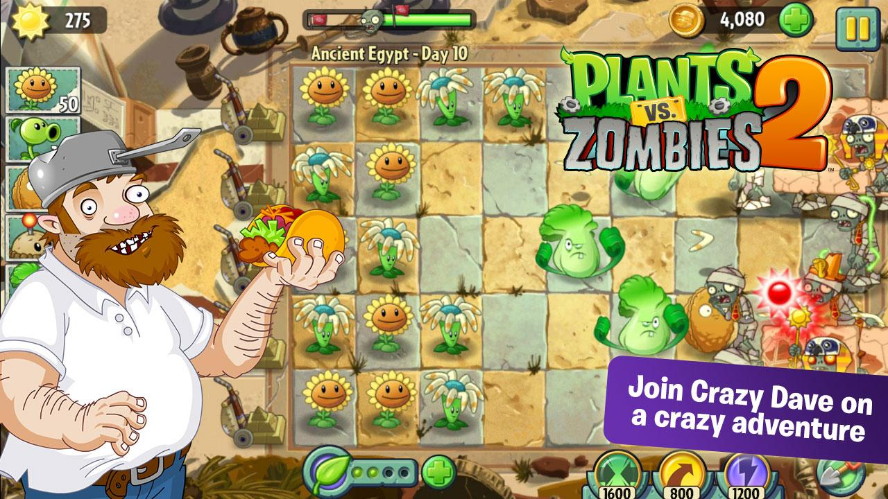 download Plant vs Zombie 2