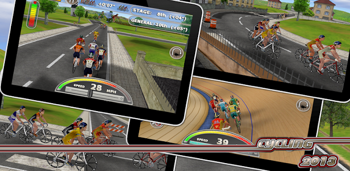 Cycling 2013 (Full Version) Apk v1.4